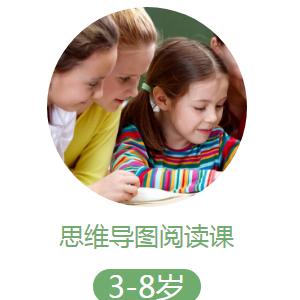 卓人教育3-8岁学龄前儿童照相记忆及思维导图阅读课